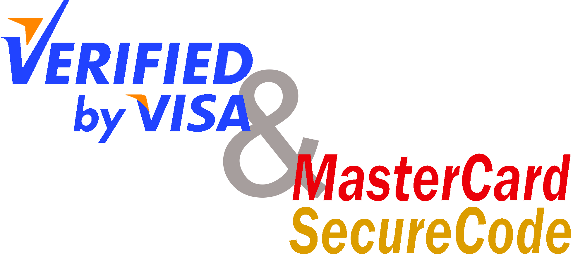 Verified by Visa Mastercard SecureCode