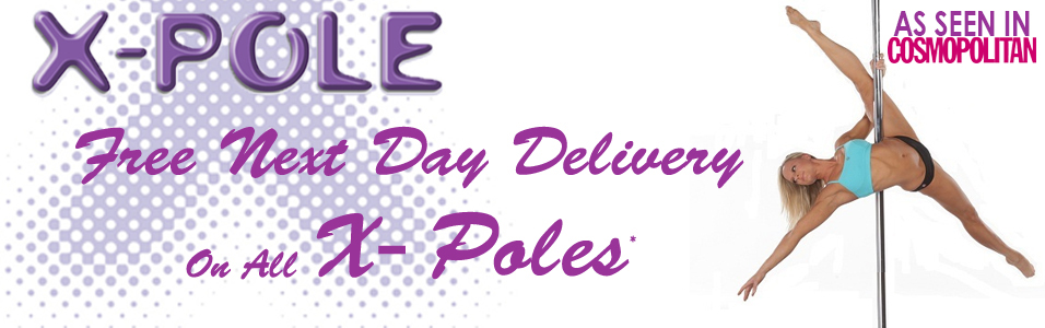 X Pole Free UK Next Day Delivery