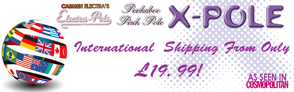 Low Cost International Shipping on X-Poles