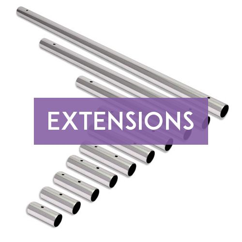 X-Pole Extensions